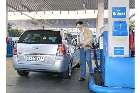 Los depósitos de gas natural comprimido tendrán fecha de caducidad