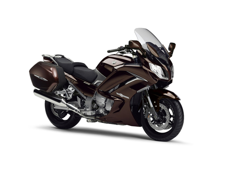 Yamaha FJR1300A y AS