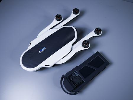 Gopro Karma Drone Bateria Tamano