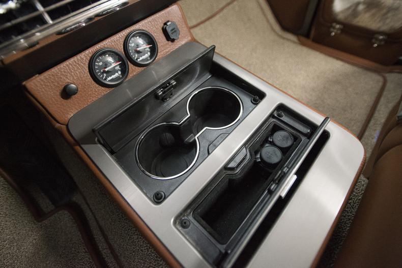 Foto de Dodge D100 restomod (23/30)