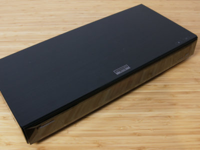 Panasonic DMP-UB900, probamos el reproductor Bluray UltraHD