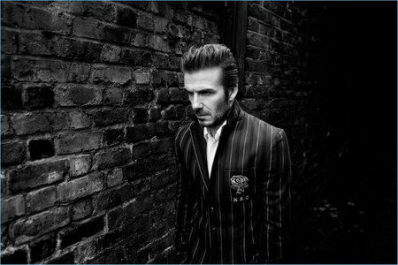 David Beckham Kent Curwen Fall Winter 2017 Campaign 004