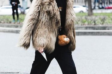 La calle nos presenta su nuevo BFF: el oso de Moschino