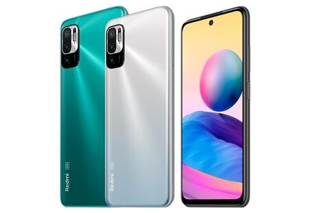 Redmi Note 10 5G: Xiaomi lo apuesta todo a la conectividad 5G en un teléfono asequible