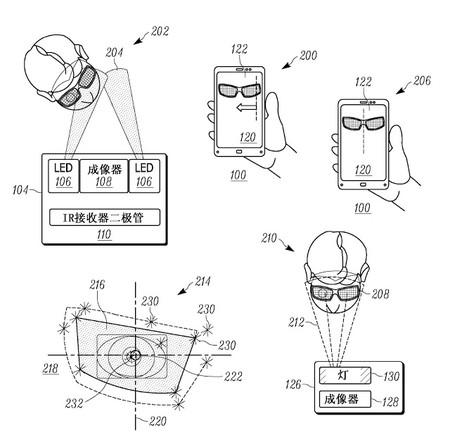 Moto Z Escaner Iris Patente