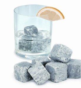 Rocas para enfriar las bebidas