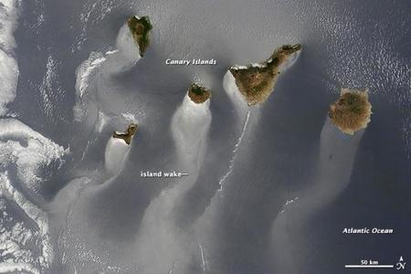 Las Islas Canarias elegidas como la mejor fotografía del año para la NASA