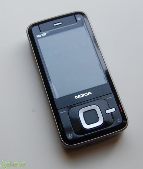 Foto de Nokia N81 8GB (1/4)