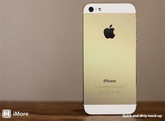 funda iphone 5s dorado