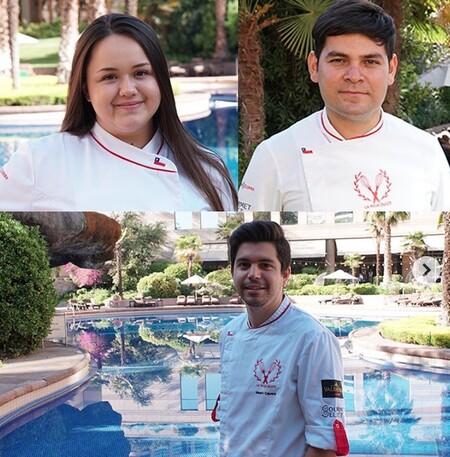 México gana el octavo lugar en la prestigiosa copa mundial de pastelería llevada acabo en Lyon, Francia