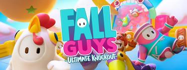 Los mejores trucos y consejos para ganar en Fall Guys