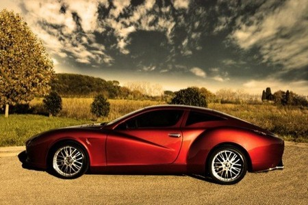 F&M Vulca S, deportivo artesanal italiano
