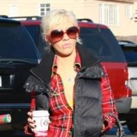 La moda tartán por Christina Aguilera, o cómo ser una hortera de bolera
