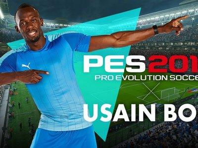 Maradona y el mismísimo Usain Bolt desfilan en el nuevo tráiler de PES 2018 [E3 2017]