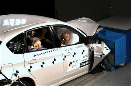Subaru Impreza - ANCAP
