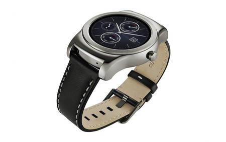 LG Watch Urbane Plateado