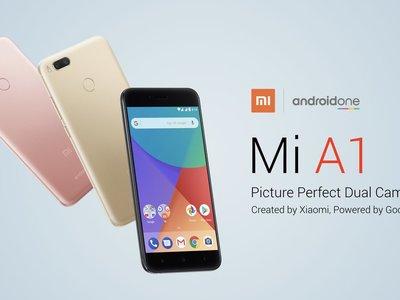 Comprar Xiaomi Mi A1 en España: 229 euros con envío gratis y 2 años de garantía oficial