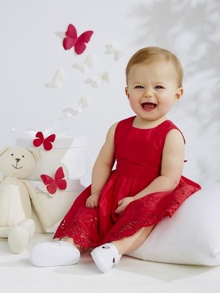 Moda Primavera/Verano 2014 para bebés y niños: prendas low cost de ceremonia