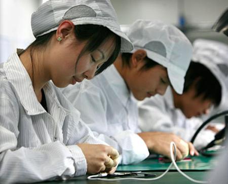 Trabajadores de la planta China de fabricacion del iPhone 4G resultan intoxicados
