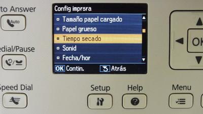 No te manches: el secado instantáneo de WorkForce Pro a prueba