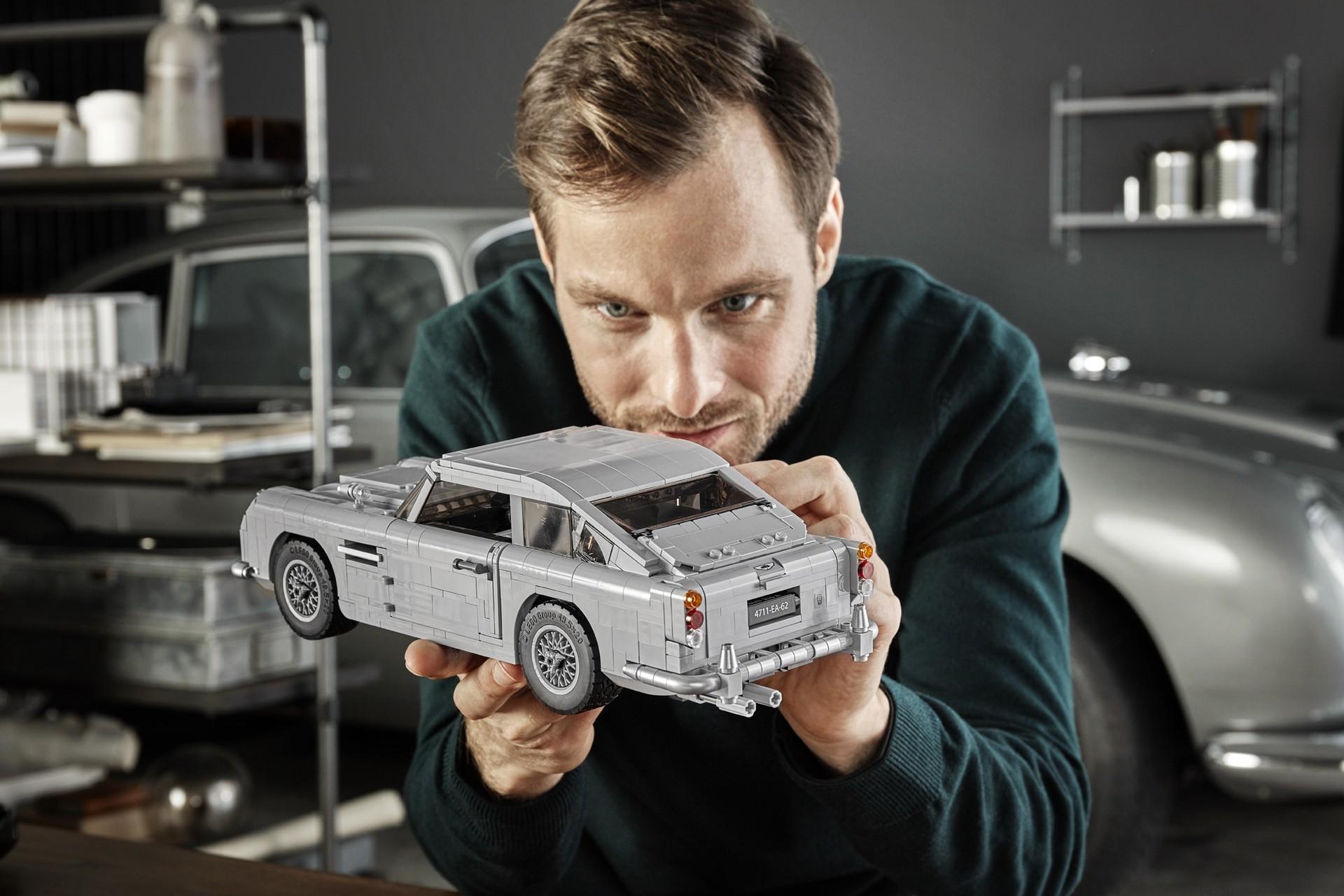 Foto de Aston Martin DB5 007 de LEGO (23/39)