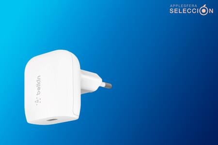 Carga tu nuevo iPhone 12 con el cargador Belkin Boost Charge USB-C de 18W, rebajado a 16,99 euros en Macnificos