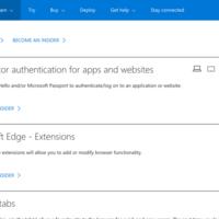 La hoja de ruta de Microsoft sugiere el uso de extensiones de Edge en nuestros smartphones