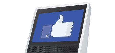 Facebook parece estar trabajando en su altavoz inteligente: con pantalla y construido por un fabricante del iPhone