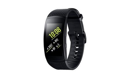 Este verano, puedes mantener tu actividad física bajo control con la Samsung Gear Fit 2 Pro por sólo 116,10 euros con el cupón POREBAY10 de eBay