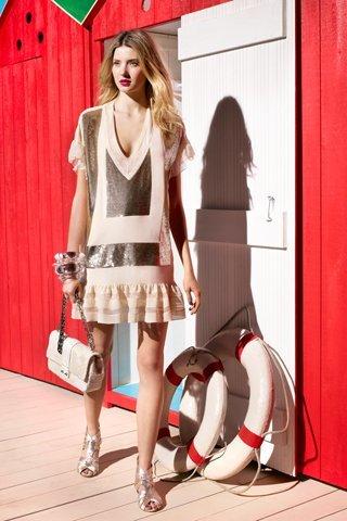 dior crucero 2012 vestido corto