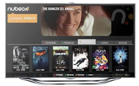 Nubeox engorda el catálogo de películas de las Smart TV de Samsung