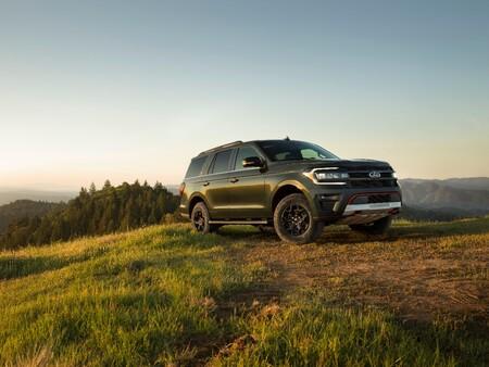 """Ford Expedition 2022: no solo vuelve a ser la SUV más grande de Ford, también estrena BlueCruise, el sistema para conducir """"sin manos"""""""