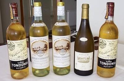 Glosarios de términos del vino