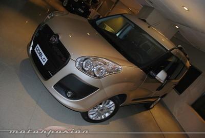 Fiat Doblò, presentación y prueba en Italia (parte 2)