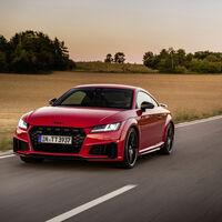 Audi TTS Competition Plus 2021, una nueva versión ahora con 320 hp