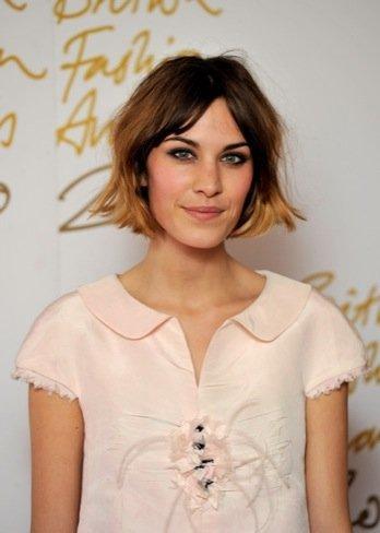 La melena corta está de moda entre las celebrities, empieza 2011 con un buen corte de pelo