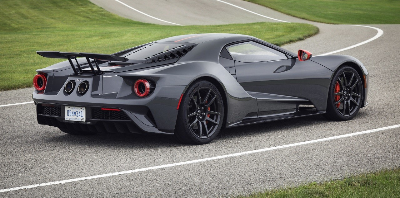 Foto de Ford GT Carbon Series (2/11)