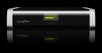 LyngBox, recibe vía satélite en calidad HDTV