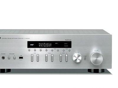 El nuevo receptor de Yamaha, el Yamaha R-N402D, llega buscando acercar la música de calidad en streaming