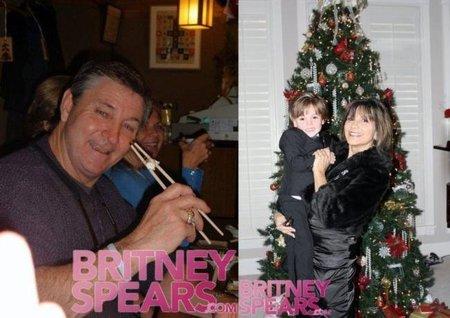 Los padres de Britney, Jamie y Lynne Spears se quieren otra vez