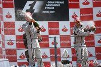 Bandera a cuadros: Gran Premio de Italia