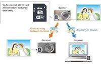 Toshiba también se anima con las SD con Wi-Fi integrado