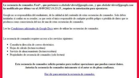 Como crear feed RSS de perfiles de Google +-1