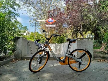 oBike llega a Madrid: un servicio de bicicletas compartidas por toda la ciudad