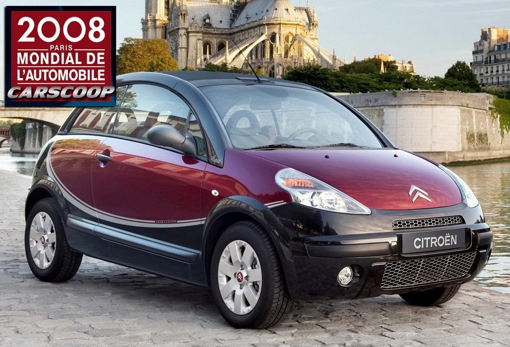 Foto de Citroën C3 Pluriel Charleston (1/3)