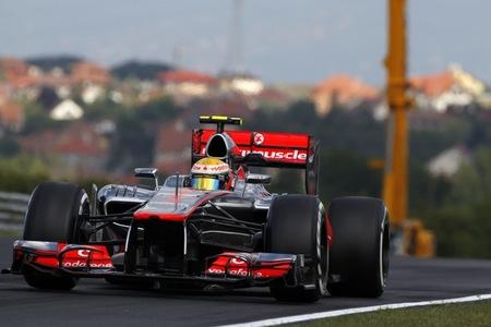 Lewis Hamilton logra una pole estelar en Hungría