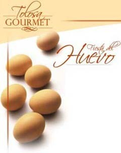 Fiesta del huevo en Tolosa