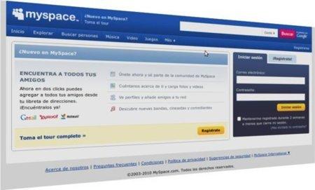 MySpace mejorará su configuración de privacidad