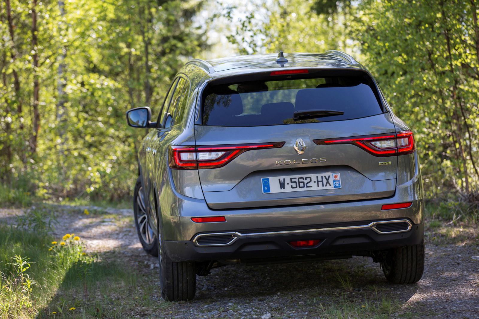 Foto de Renault Koleos 2017, toma de contacto (58/145)
