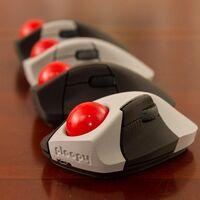 Ploopy es un trackball totalmente Open Source que puedes imprimirte en 3D y cuyo firmware es totalmente personalizable